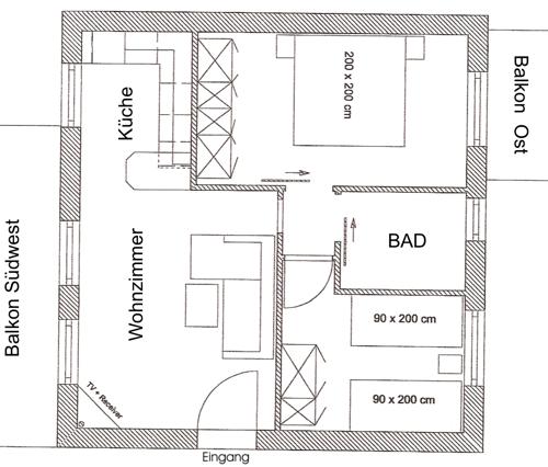 Grundriss gro wohnung haus design und m bel ideen for Wohnung einrichten grundriss